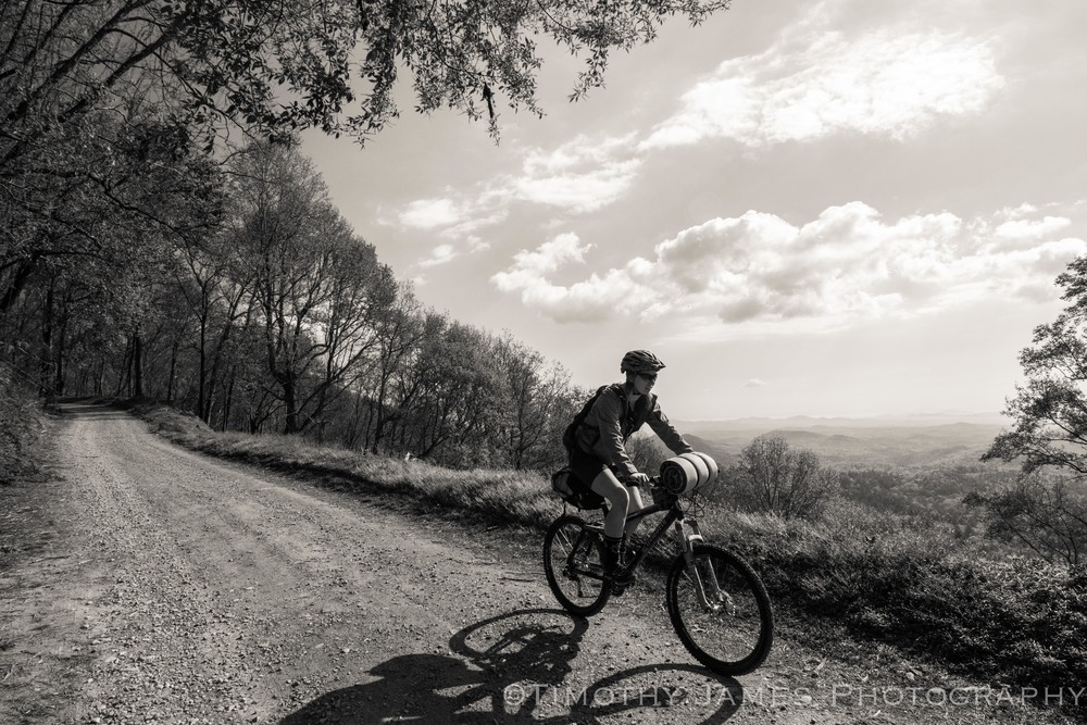 Scenic Overlooks & Bikepacking Opportunities || Photo Credit: Timothy James Photography