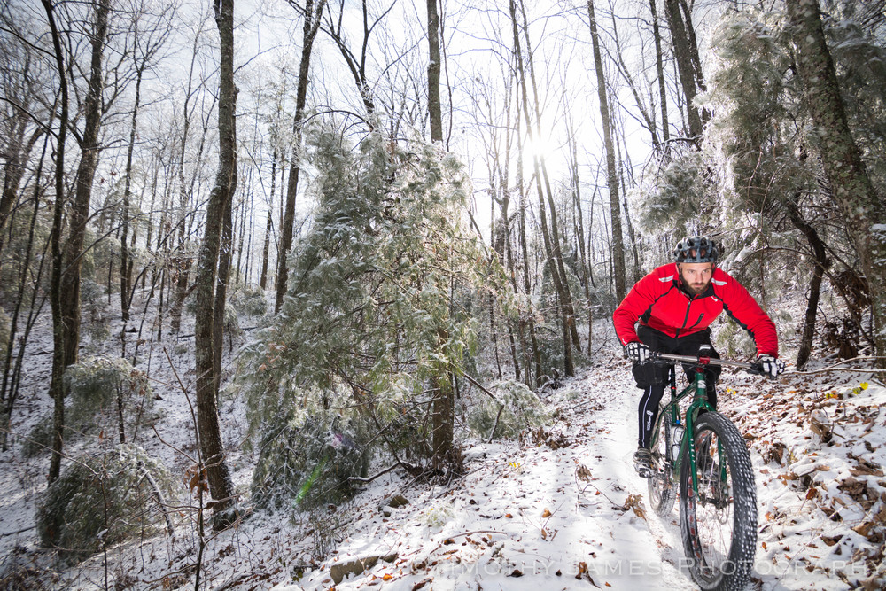 Pinhoti 3 on a Fat Bike || Photo Credit: Timothy James Photography