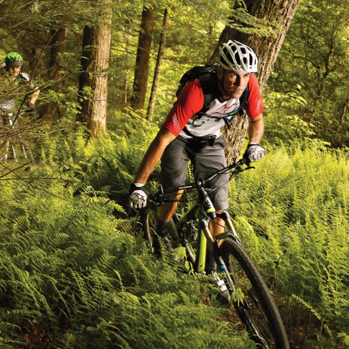 River Loop || Photo Credit: John Kerr of Mountain Bike Action Magazine