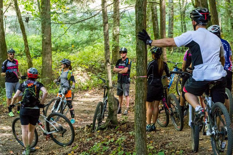 3b7323d54b5 Ninja Clinic — Mulberry Gap Mountain Bike Get-A-Way