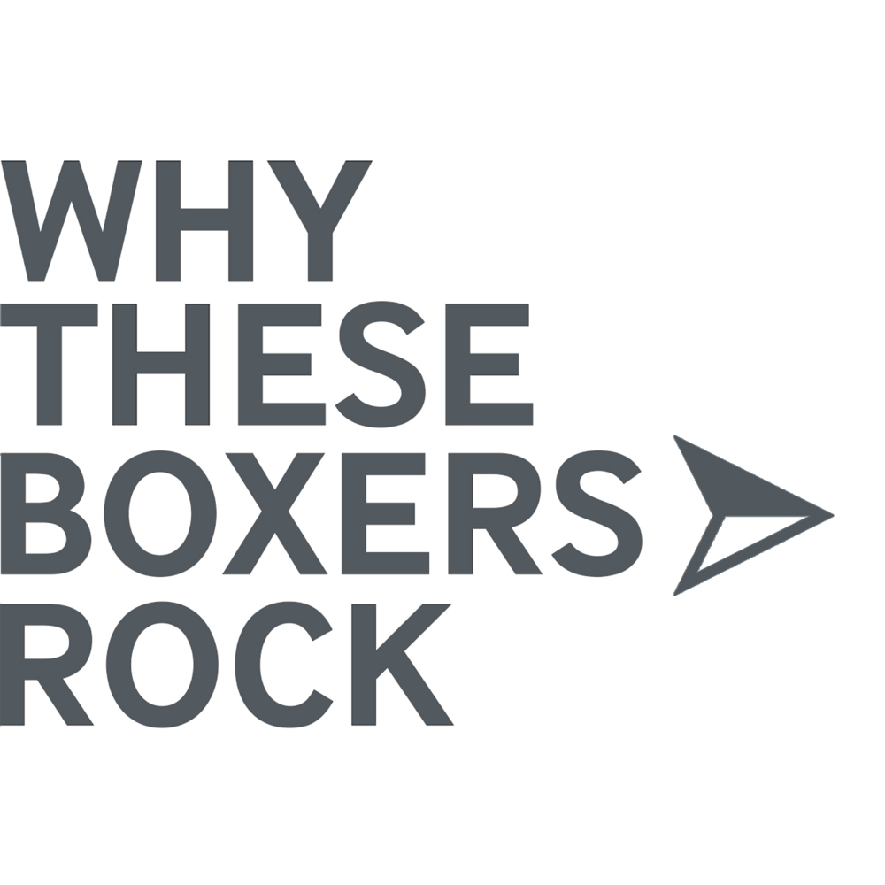 Why these boxers rock