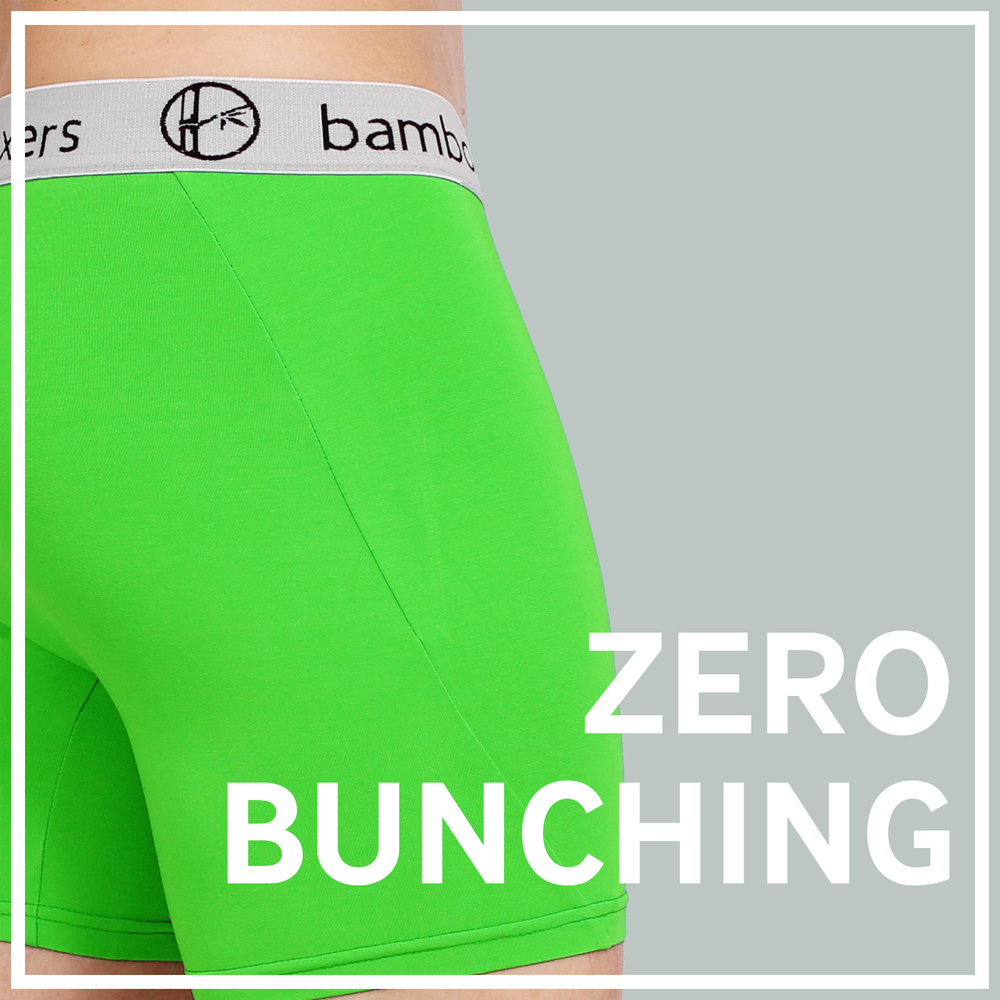 underwear for REAL people, zero bunching