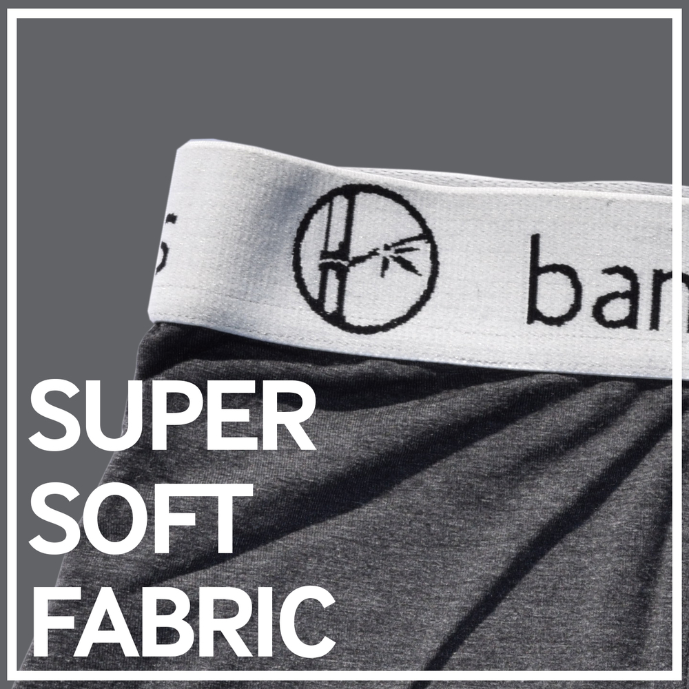 Bamboxers, super soft fabric