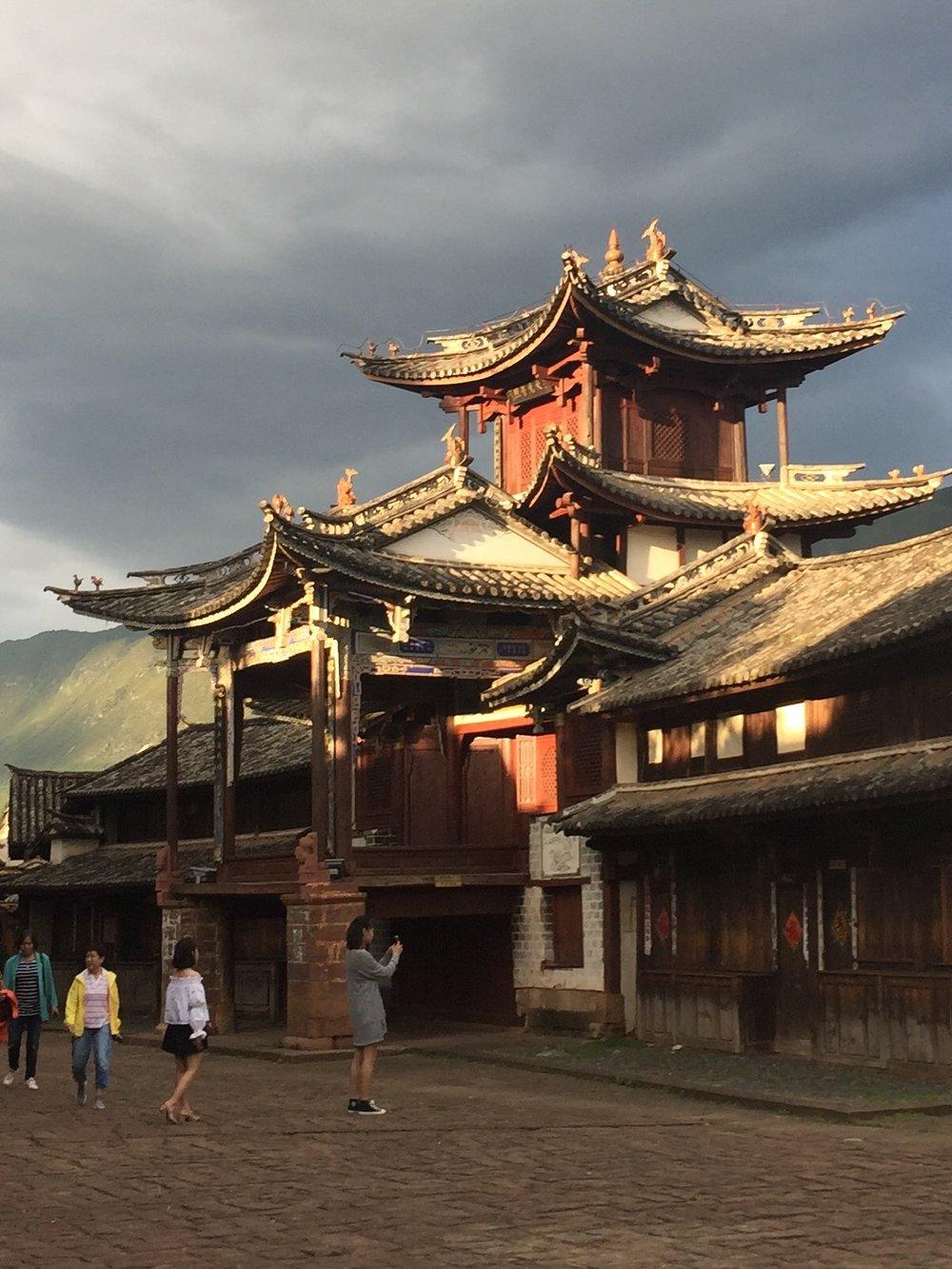 Fabulous town of Shaxi