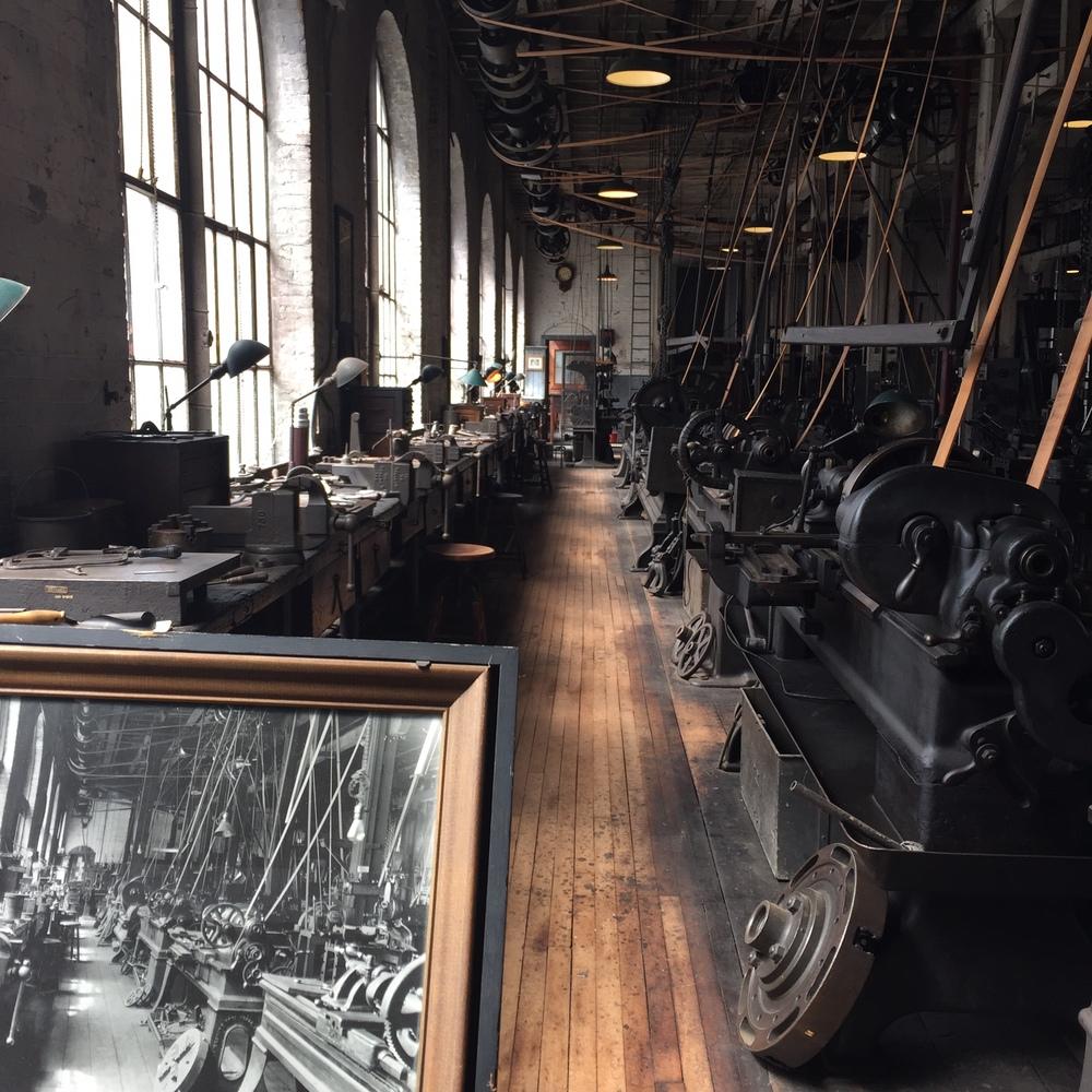 Edison's laboratory