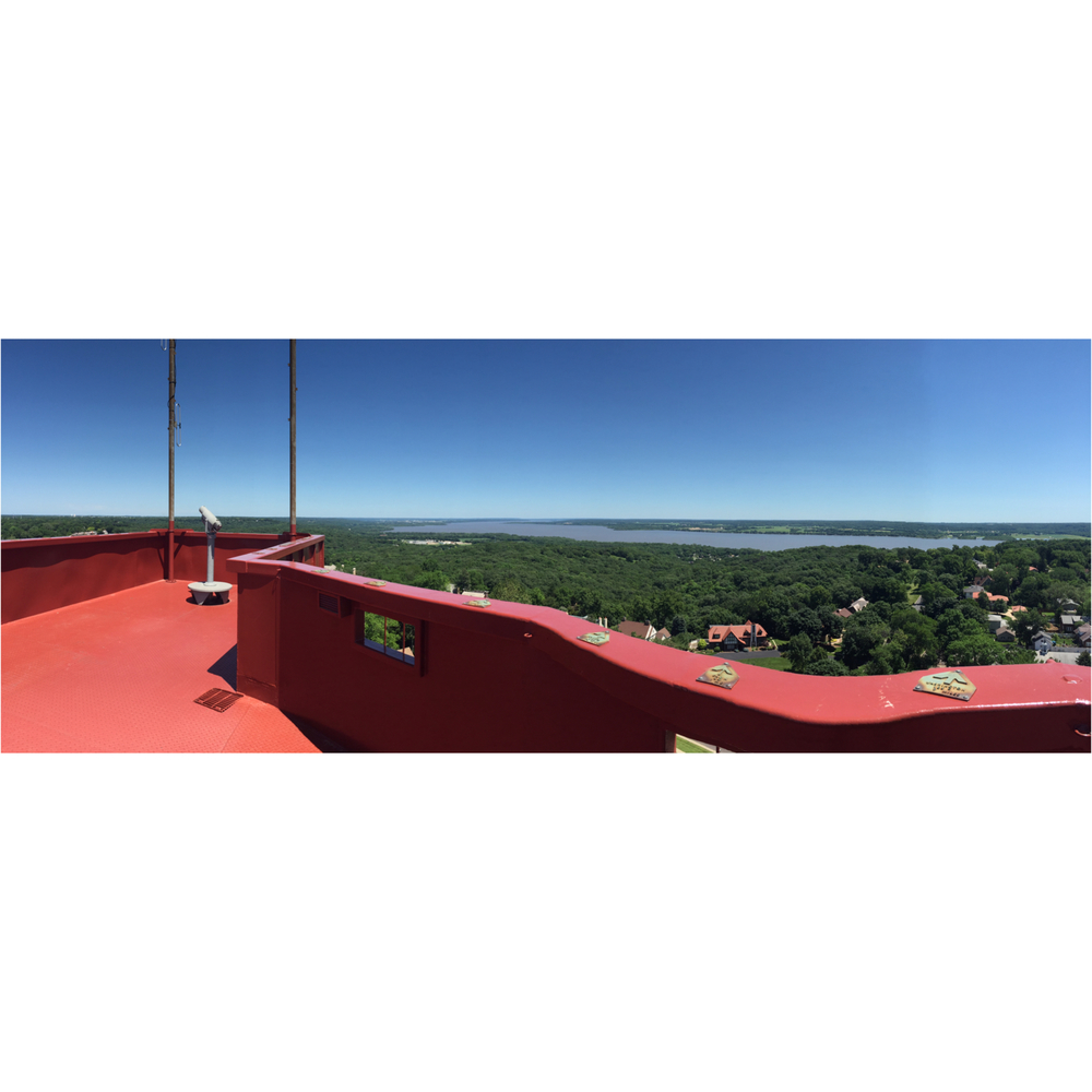 Pano from Observation Tower