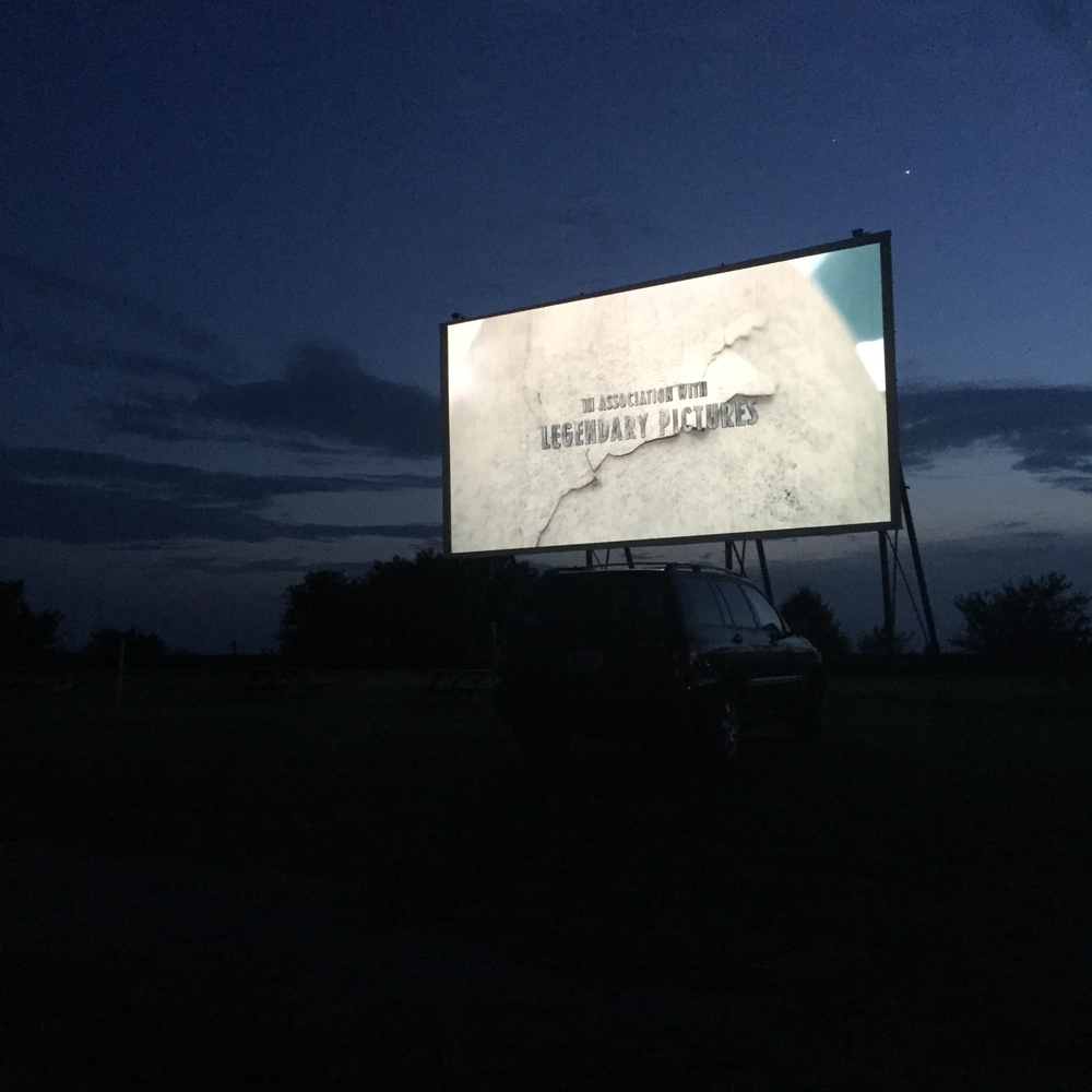 Jurassic World Drive In