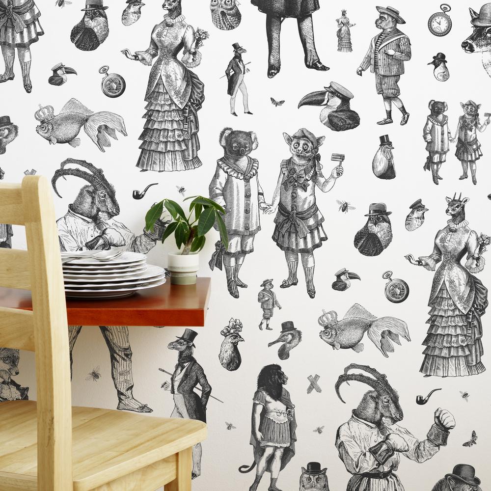 Civilised Creatures wallpaper room 1.jpg