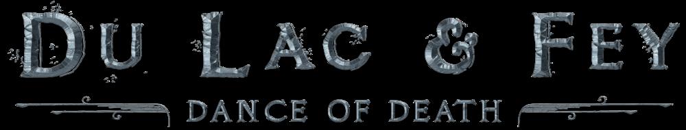 Du Lac & Fey indie game guildford logo design