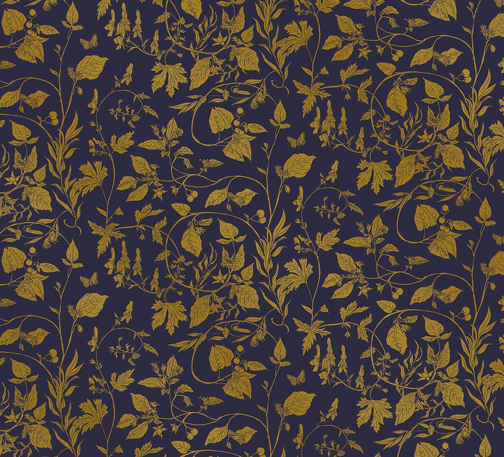 Salix Games Floral Pattern Design William Morris Victorian