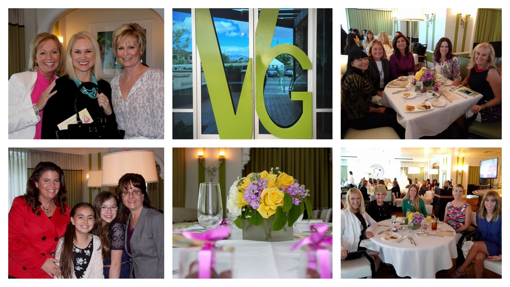 The Andson Women's Education Council Inaugural Luncheon was held at Vintner Grill on March 29th, 2016.