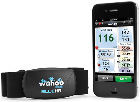 Wahoo Fitness HR Monitor