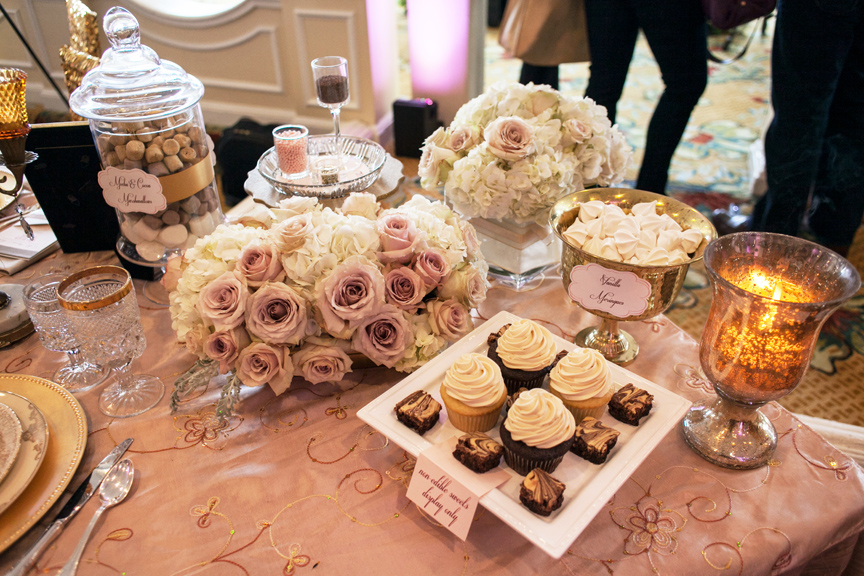 wedding cakes, cupcakes, wedding planners