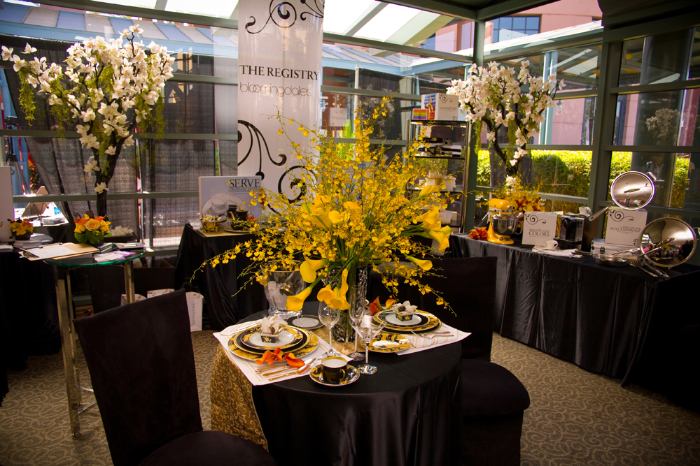 Bloomingdales Exhibiting At The Wedding Party Show