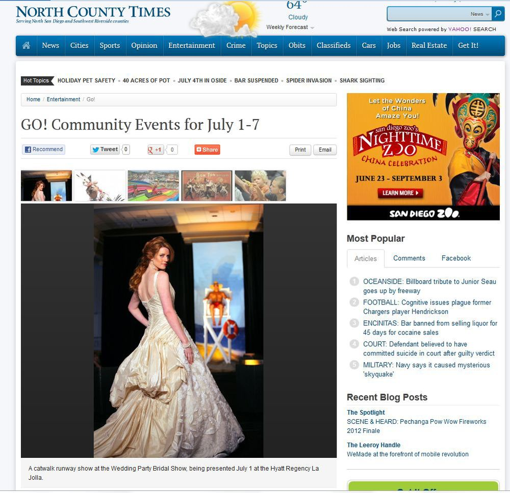 North County Times article.JPG