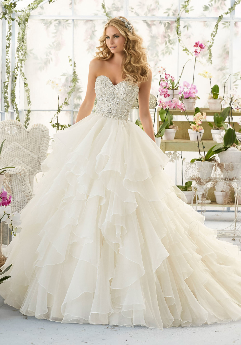 Not all bridal gown salons are created alike! Bridals by Susanti to ...