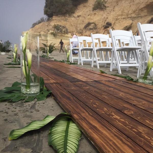 Wooden-Aisle-Walkway-Platinum Event rentals.jpg