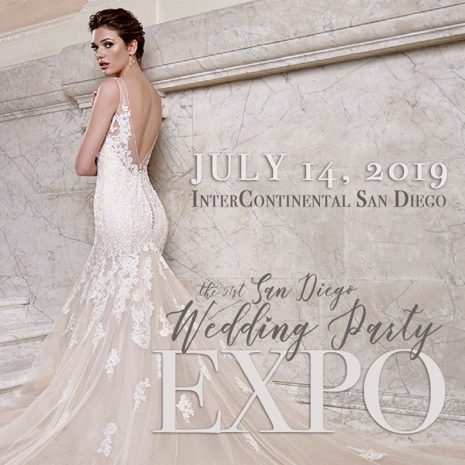San Diego's only full size specialty wedding expo brings all your