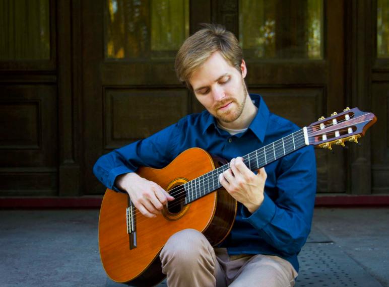 Pittsburgh Post Gazette - Music heals: Guitarist overcomes neurological condition through music