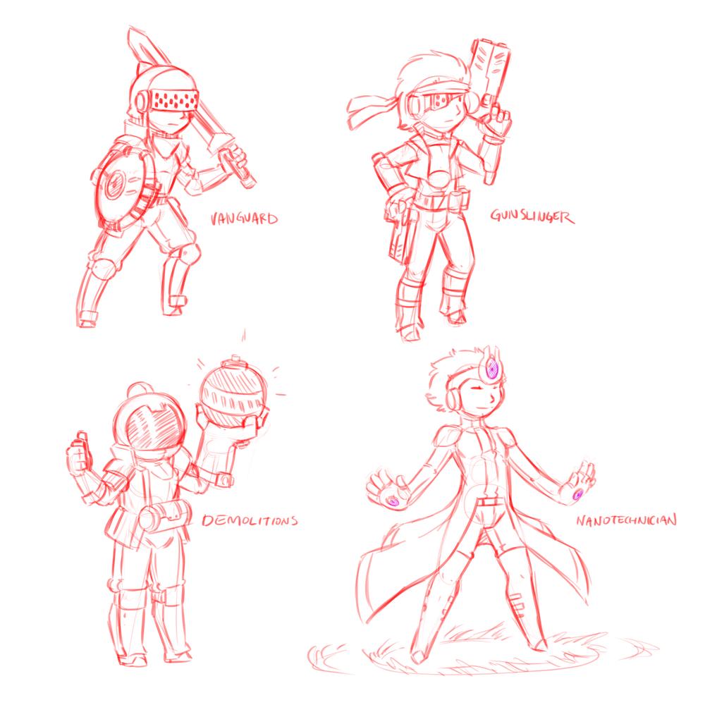 Class Archetypes