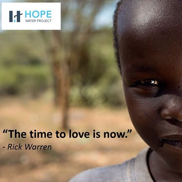 Thinking of our brothers and sisters in West Pokot, Kenya. @hopewaterproject  amazing to see the great work being done over there. #cleanwater