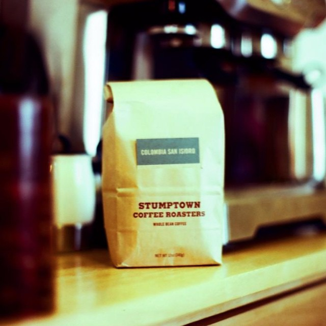 Real life hipsters @stumptowncoffee #shootfilm #nofilter #minolta #35mm