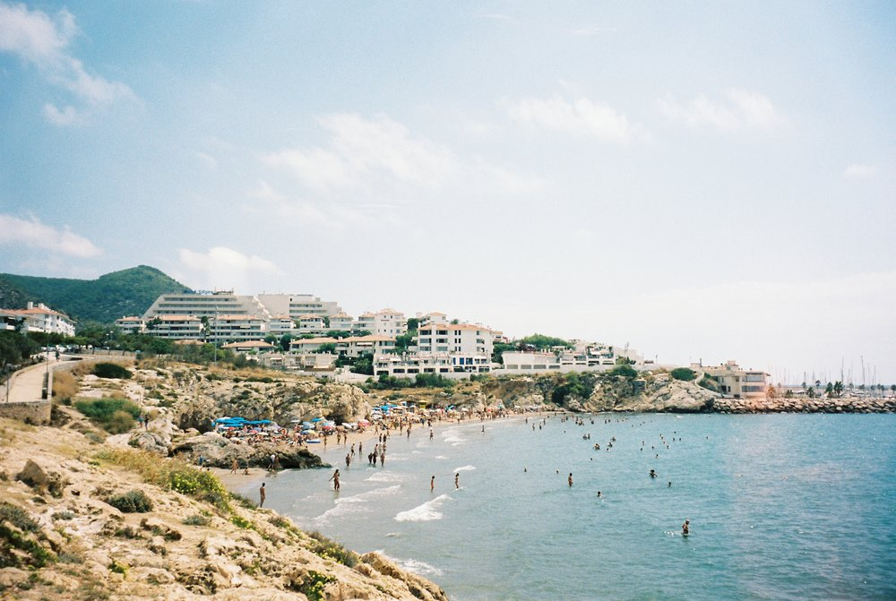 Exploring more of Spain, we ventured north to Sitges