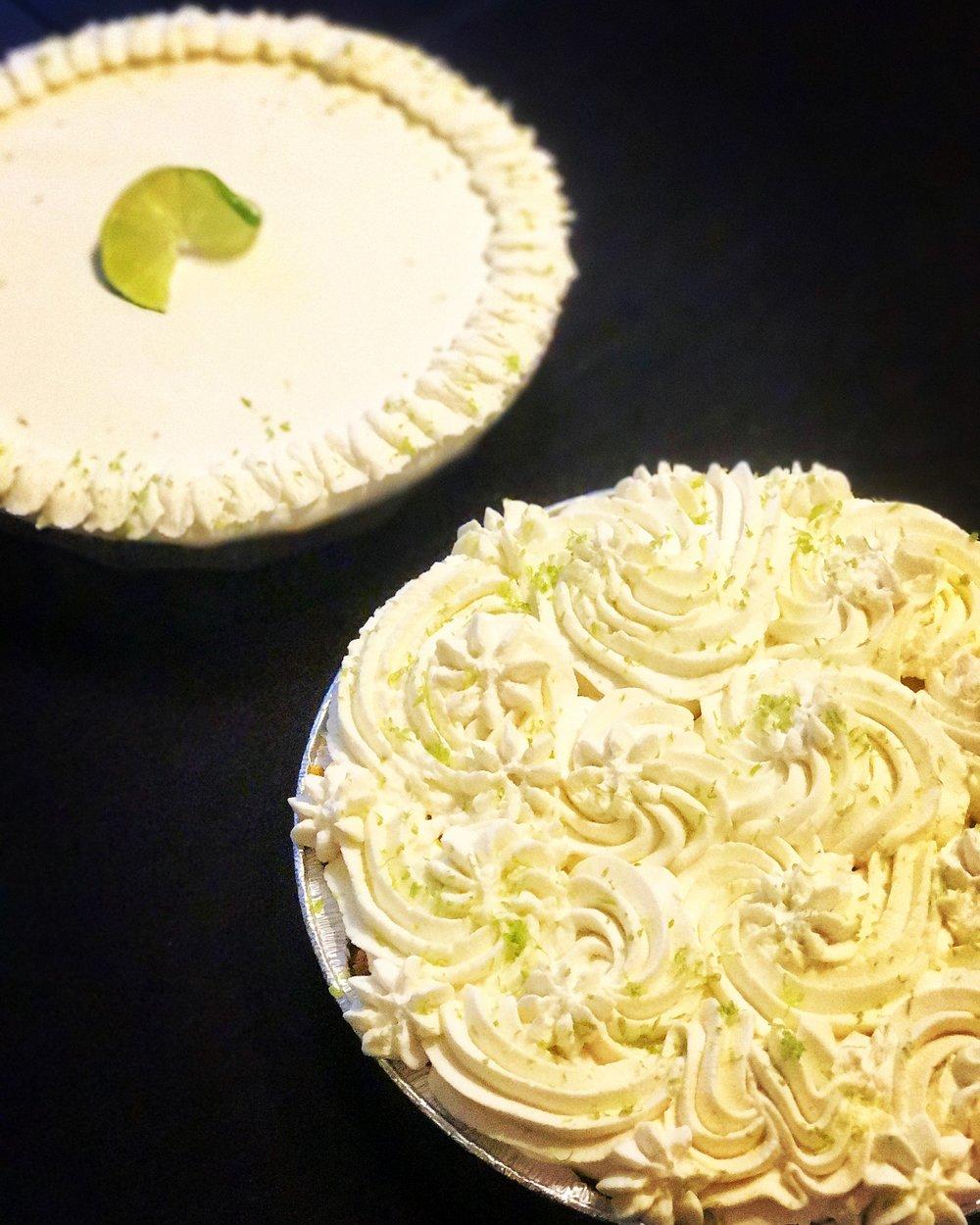 Key Lime Pies