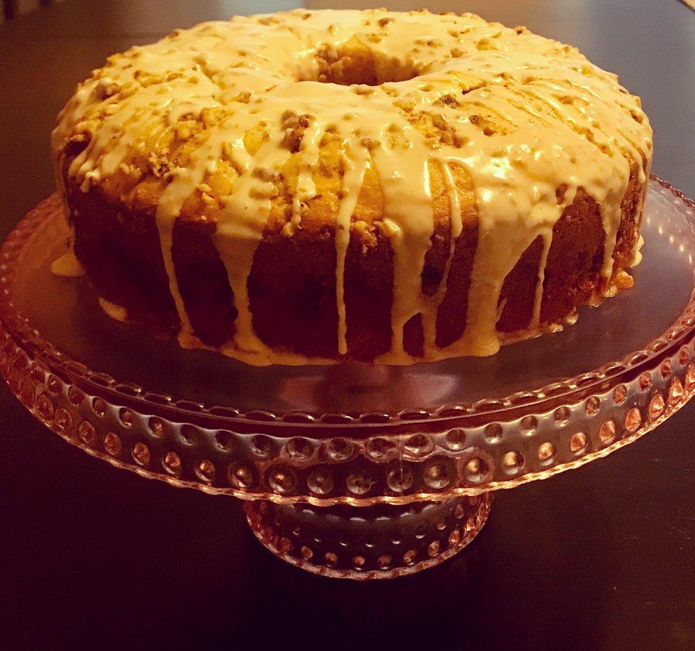 Chocolate Chip Bundt Cake