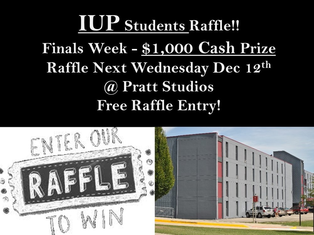 Pratt Studios raffle Dec.jpg