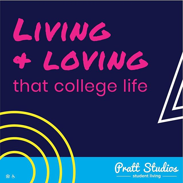 College teaches us a lot of things... but most importantly, it teaches us how to get ready in 15 minutes! Good thing we're only STEPS away from campus . . . . . #PrattStudios #LivingSolo #studioapartment #IUP #gohawks #IndianaUniversityofPennsylvania #talonsup #IUPEdu #IUPproud #collegeliving #IheartIUP