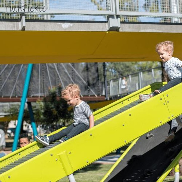 Inclusivity is so much more than accessiblity! Twin Pickle explains, from a parent's perspective, how finding an inclusive park has changed their family's playground experience. https://buff.ly/2D1pf0L ⠀ .⠀ .⠀ .⠀ #inclusiveplay #shapedbyplay #playlsi