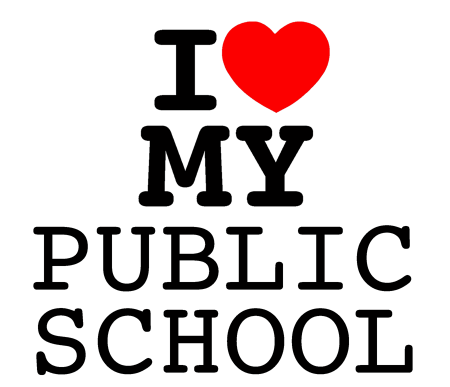 Image result for i love public schools