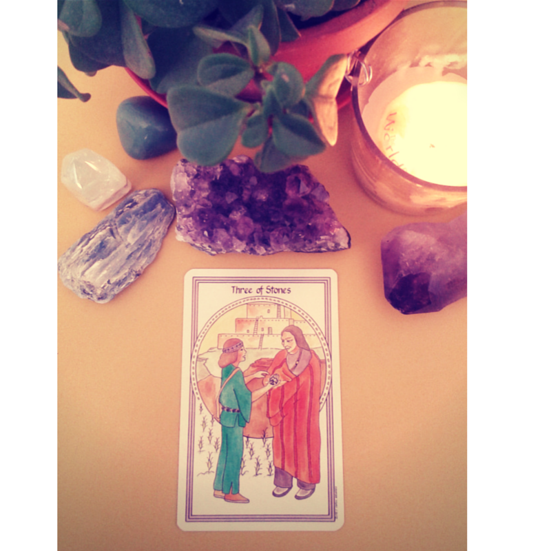 Aries New Moon Tarot
