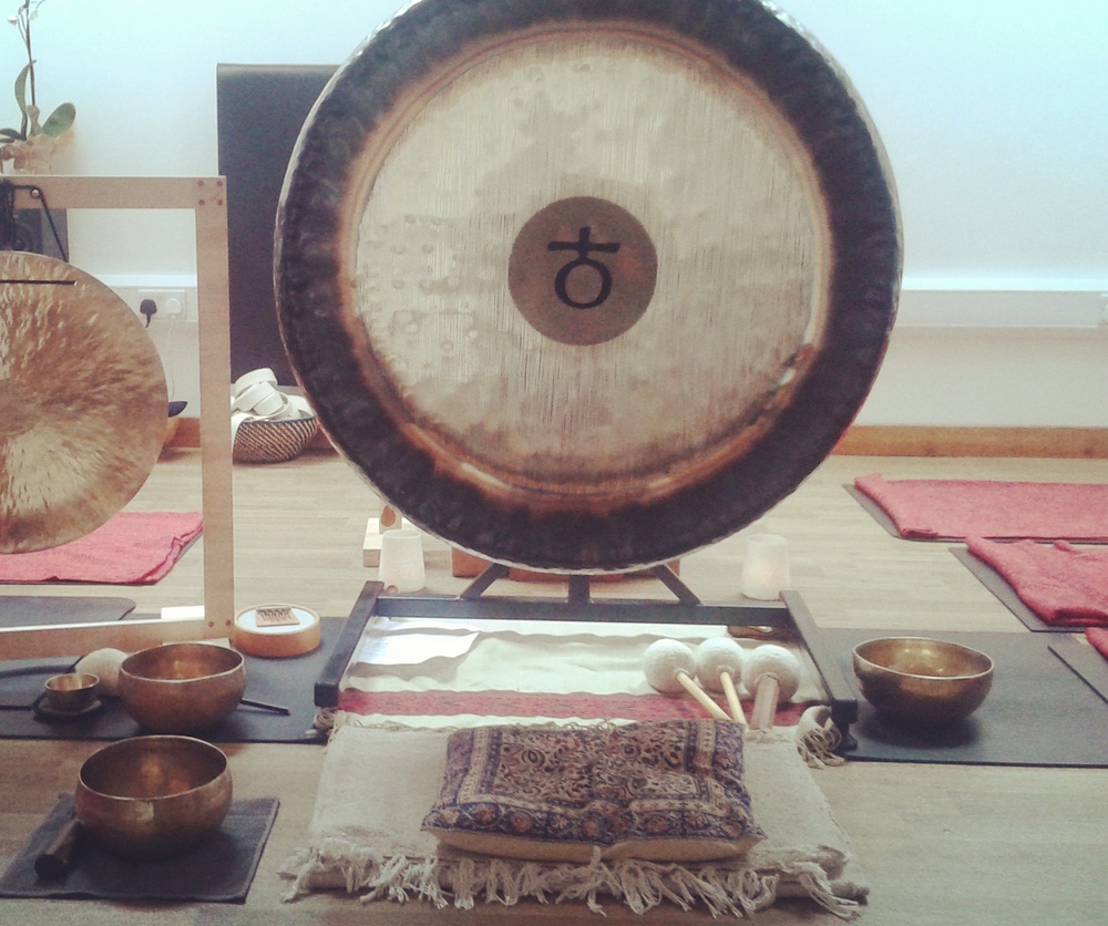 Sound Bath Mudra Yoga Stoke Newington