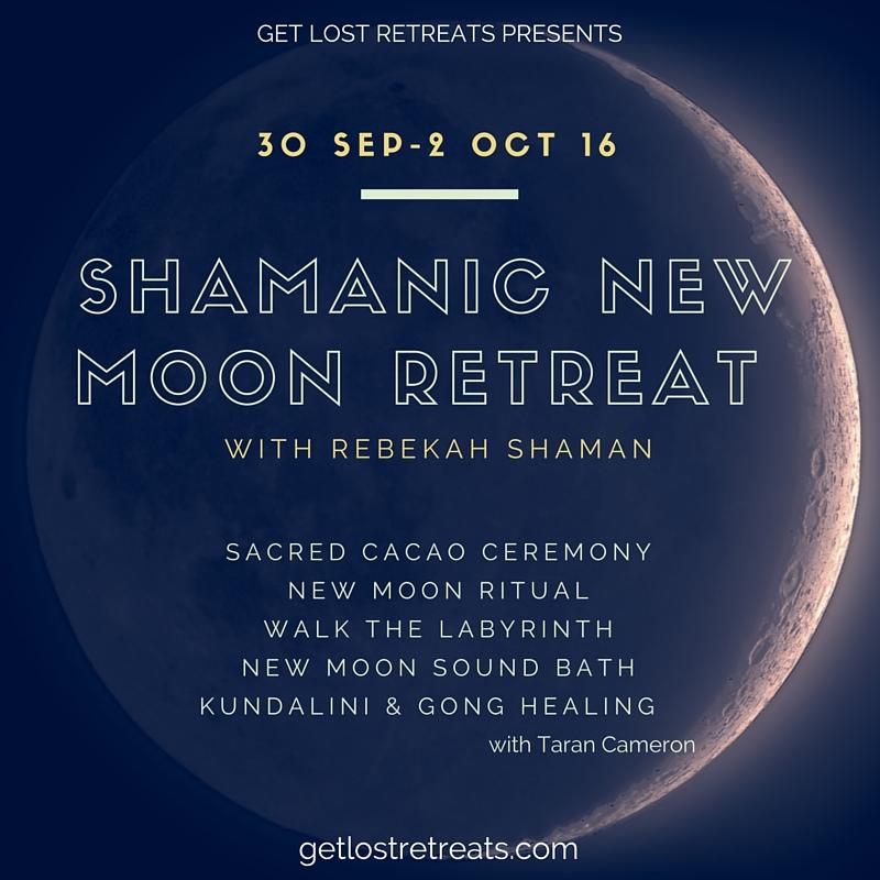 Shamanic Retreat with Rebekah Shaman
