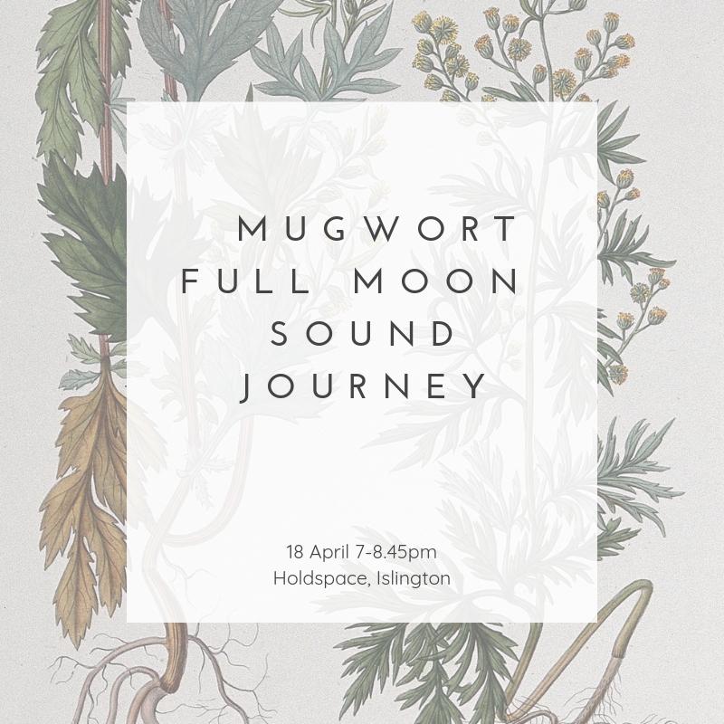 Mugwort Sound Gong Bath London
