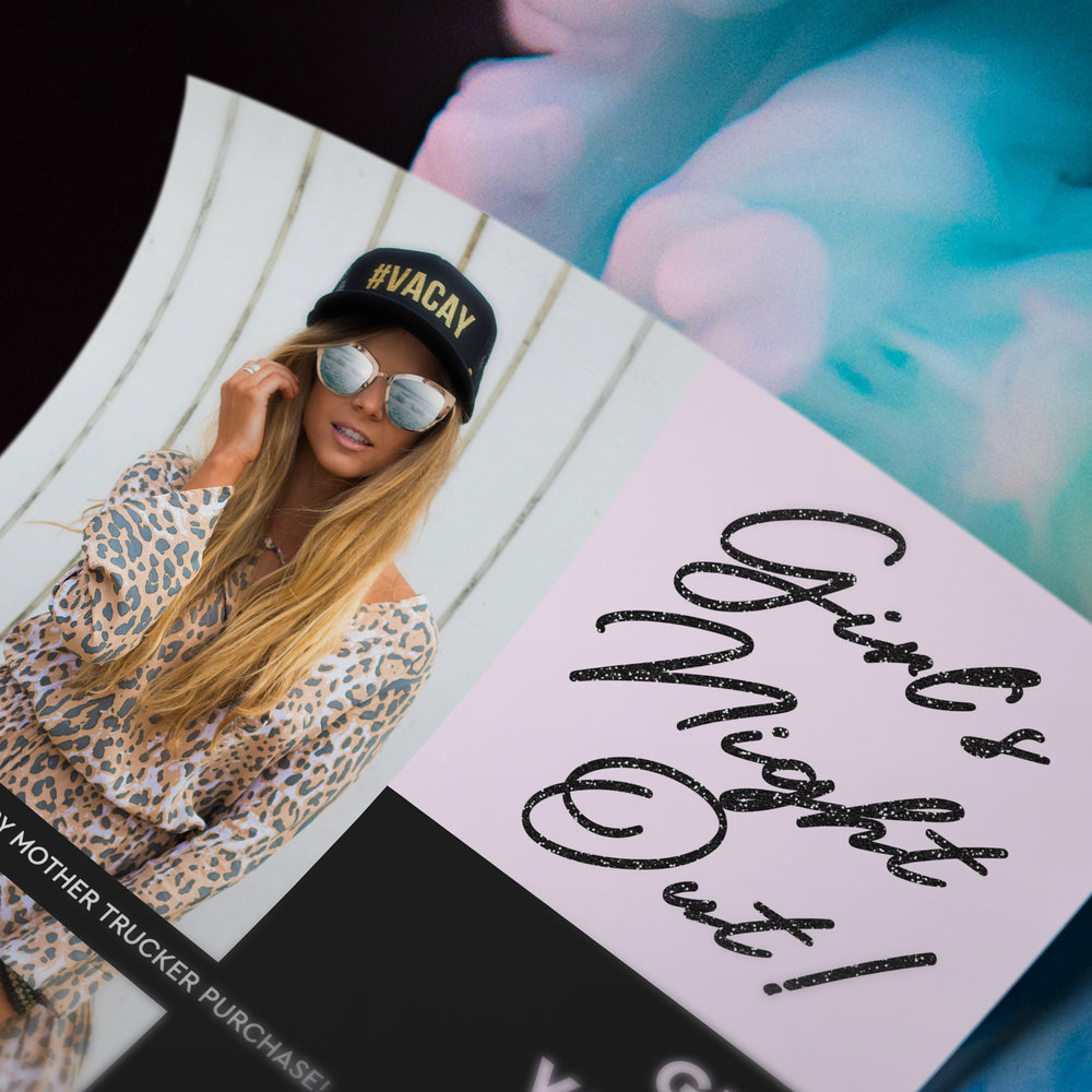 Client:  Mother Trucker & co.  Project:  Event Digital Invitation