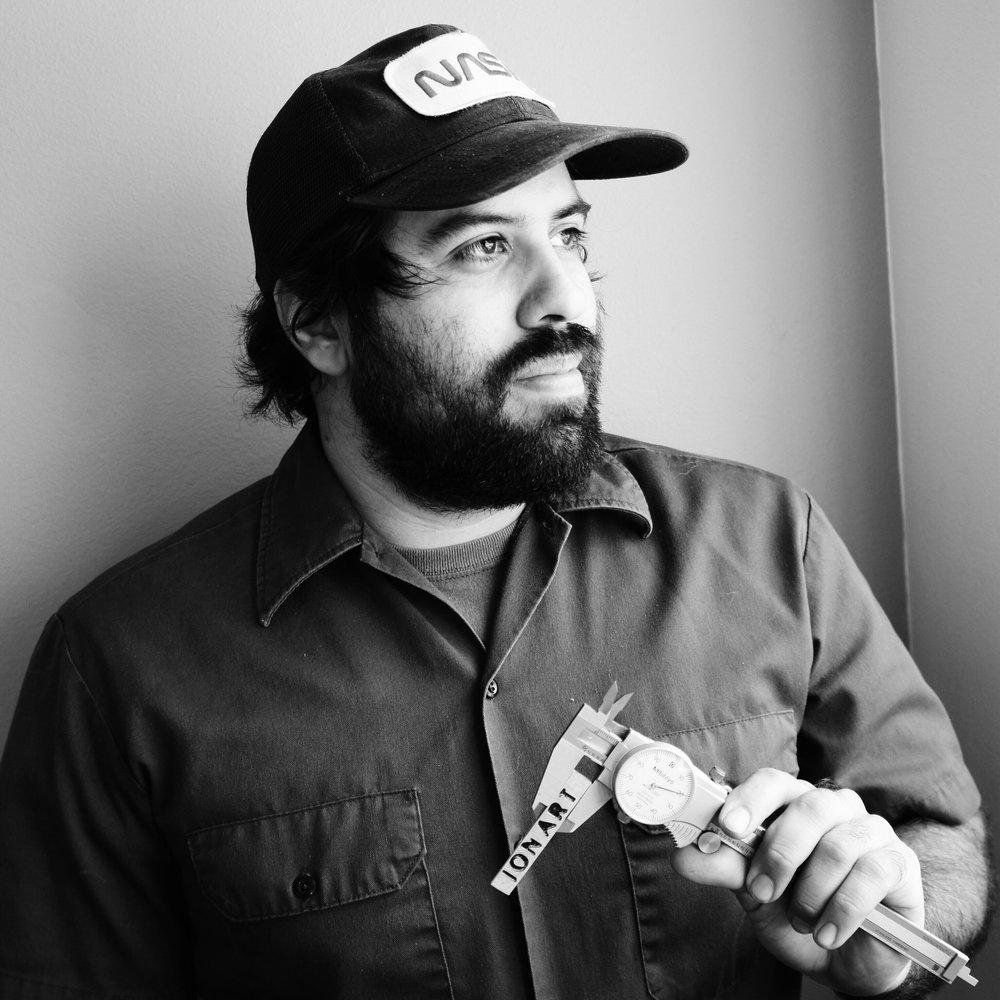 Iggy Lopez - Router Extraordinaire