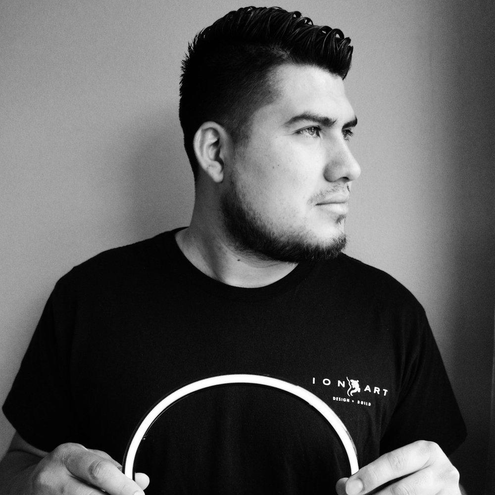 Carlos Gonzales - Installation Lead