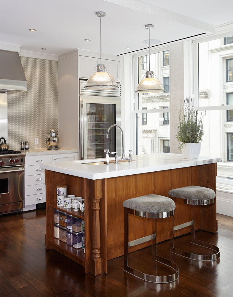 Flatiron Glam Kitchen