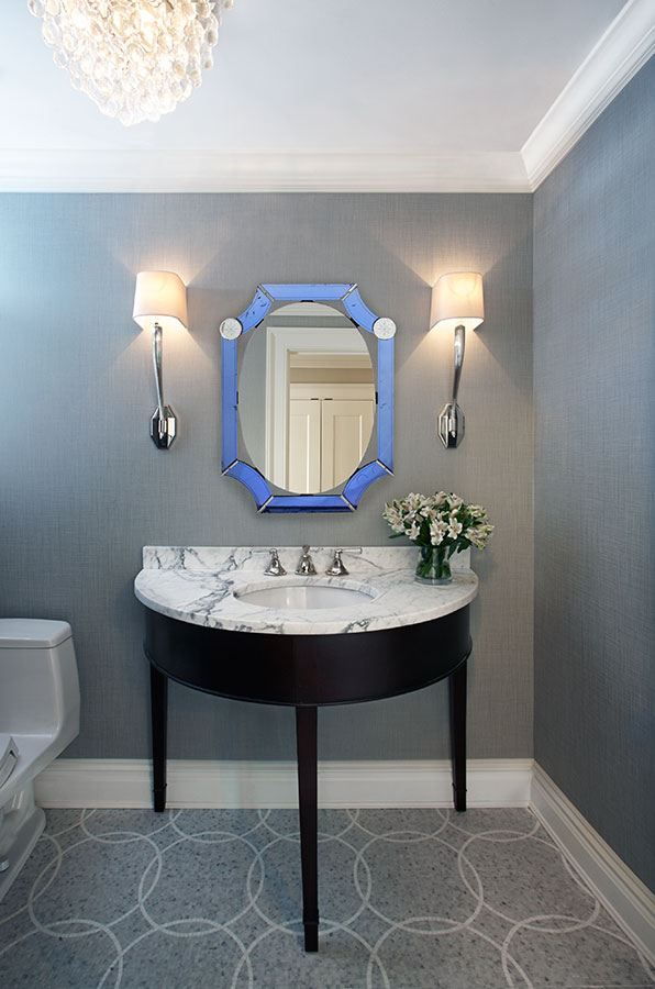 Mirror and Vanity