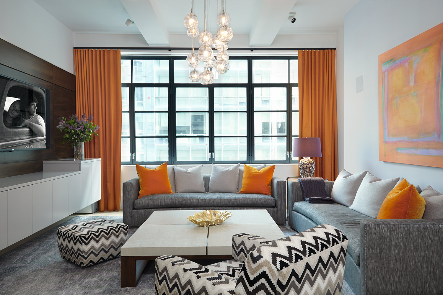 Evelyn Benatar New York Interior Design Huys Building CIty Living