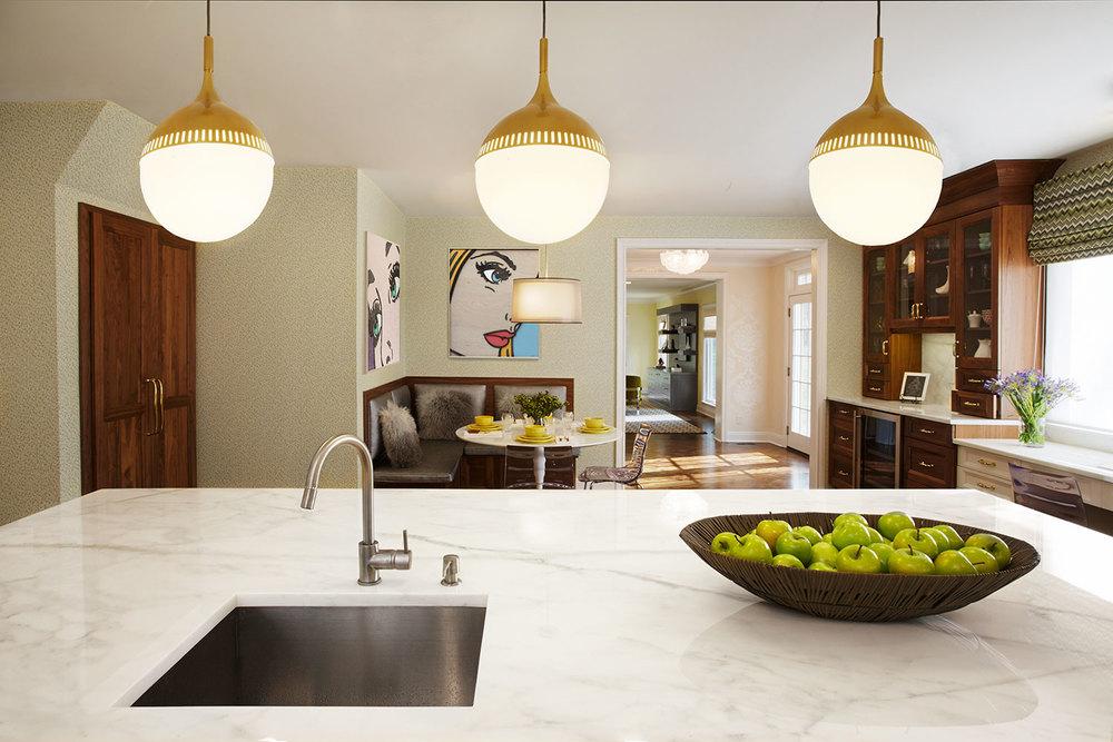 Evelyn Benatar New York Interior Design Kitchen