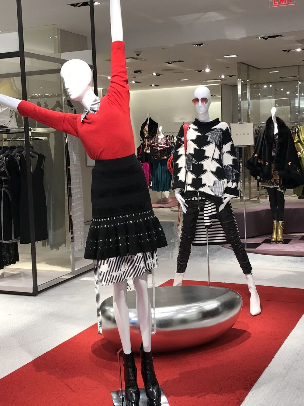 Neiman Marcus- Fall 2017