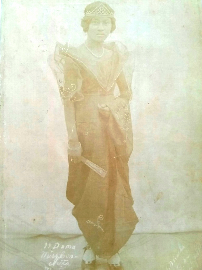 Conchita Mojica at 16