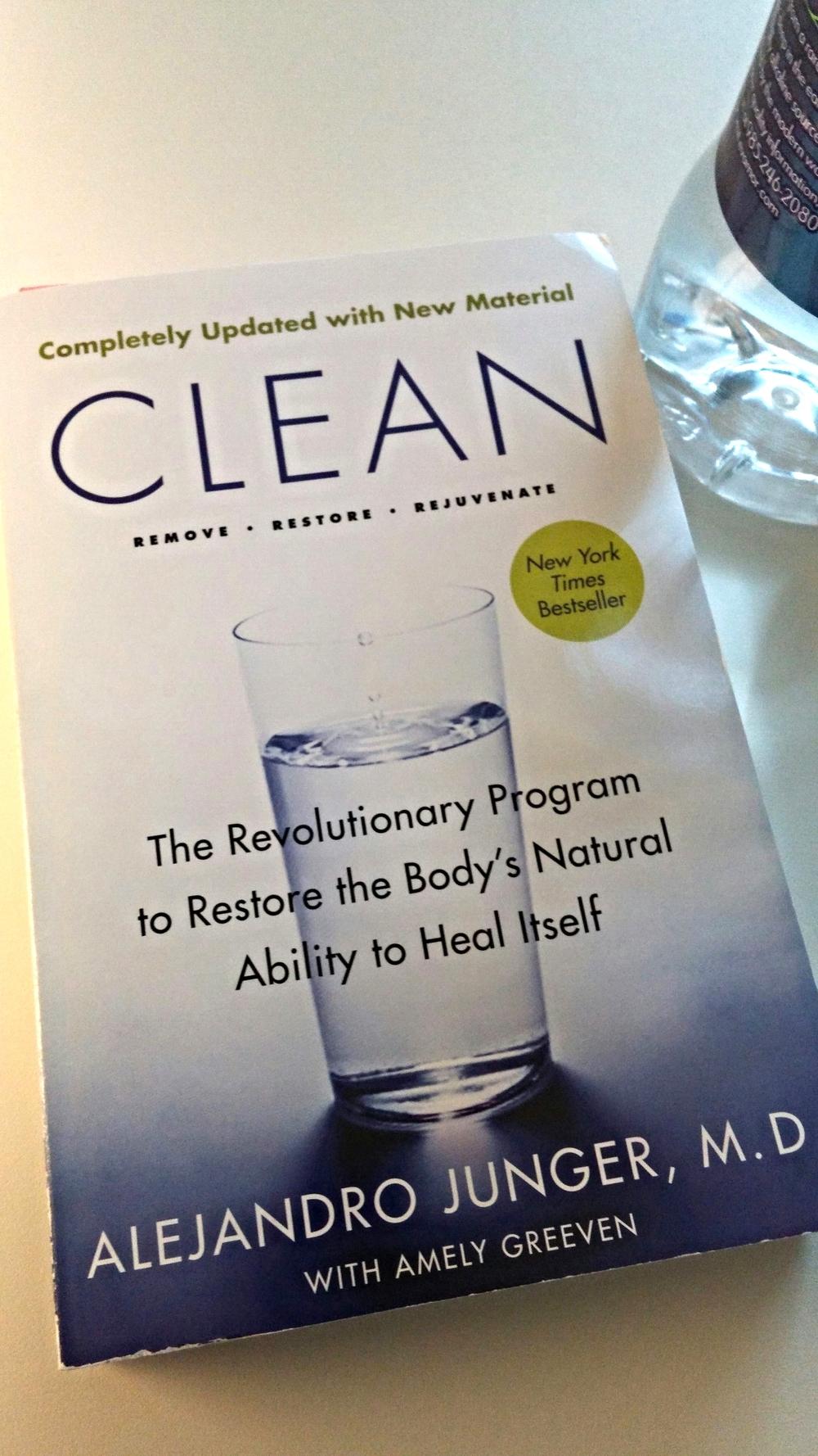 Clean book
