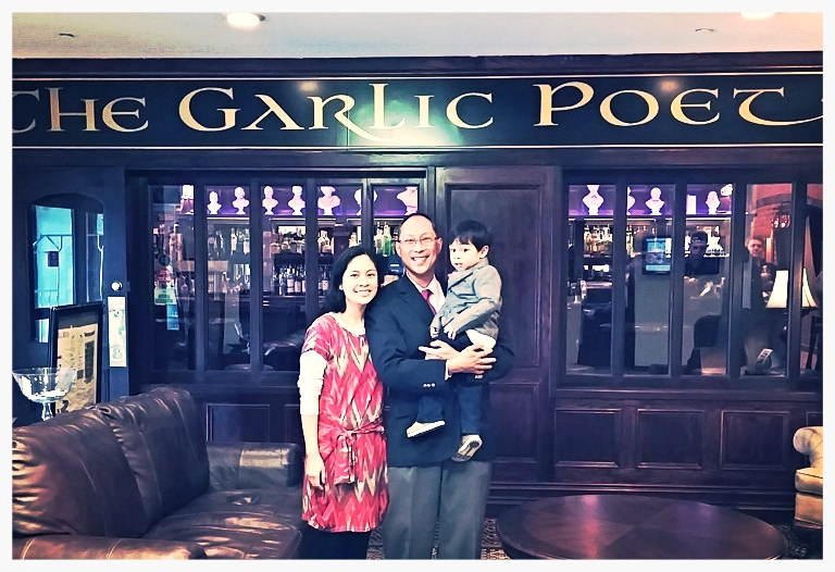 The Garlic Poet