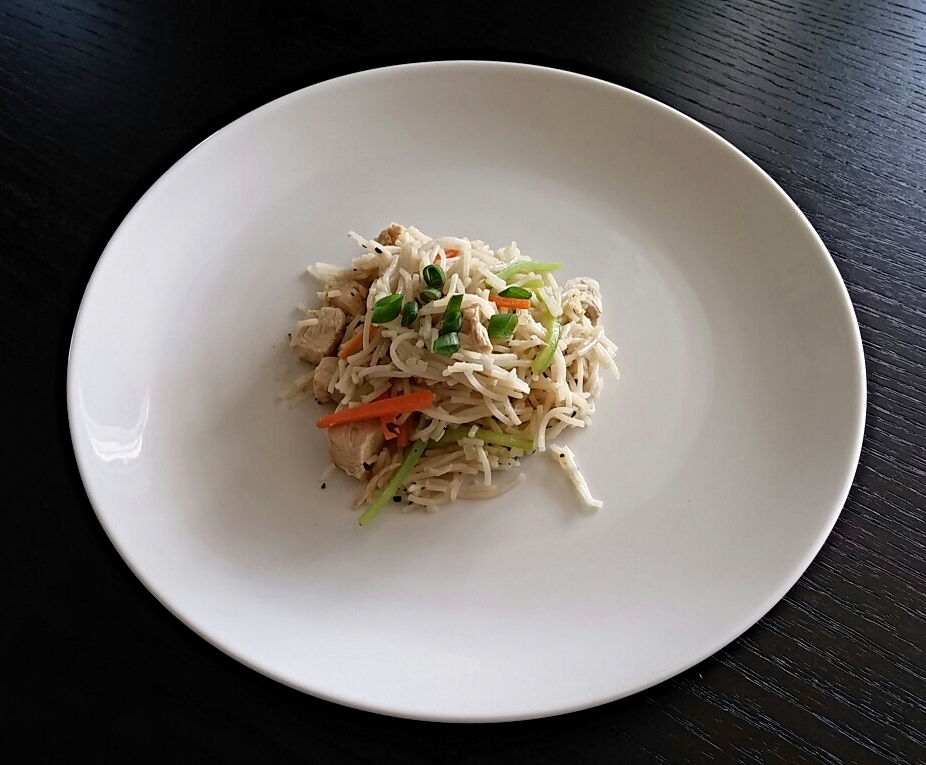Perfect pancit