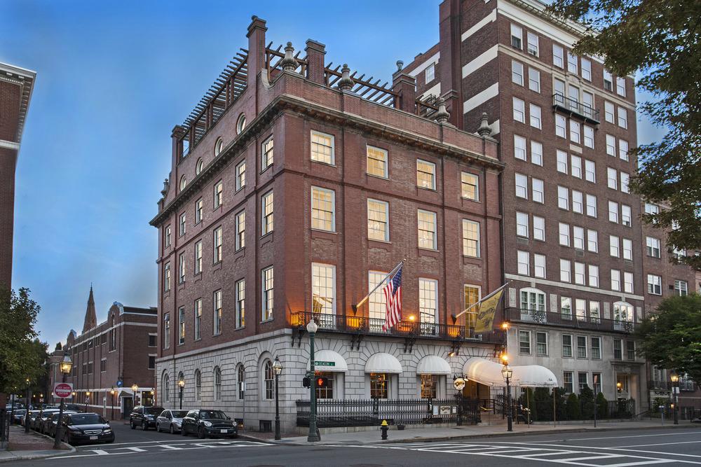 The Hampshire House - Boston, MA